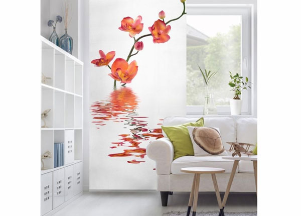 Paneeliverho FLANY ORCHID WATERS ED-141309