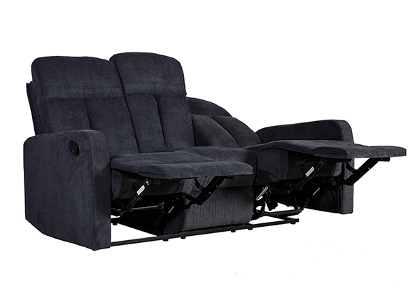 Sohva 3-ist jalkatukimekanismilla FLEXY EV-141388
