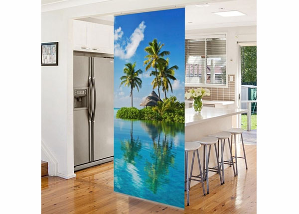 Paneeliverho TROPICAL PARADISE ED-141394
