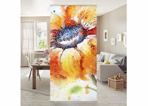 Paneeliverho PAINTED SUNFLOWER ED-141500