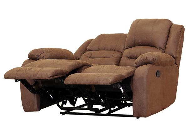 Sohva RELAX2, kullanruskea 2-ist