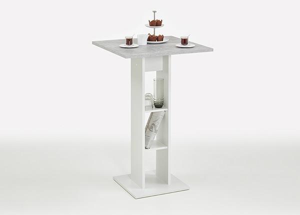 Baaripöytä BANDOL 1 XL 70x70 cm SM-141953