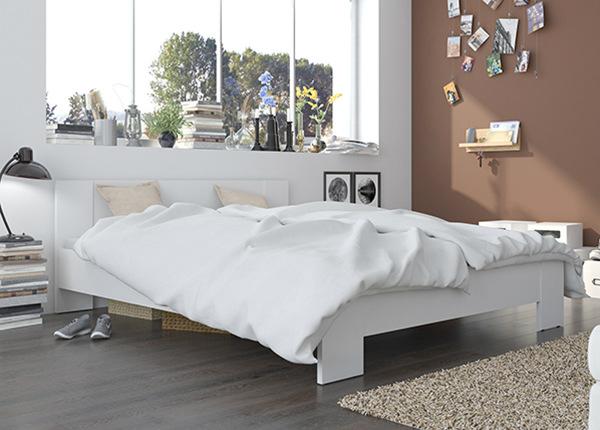 Sänky VEGA 160x200 cm + patja PRIME STANDARD BONELL TF-142152