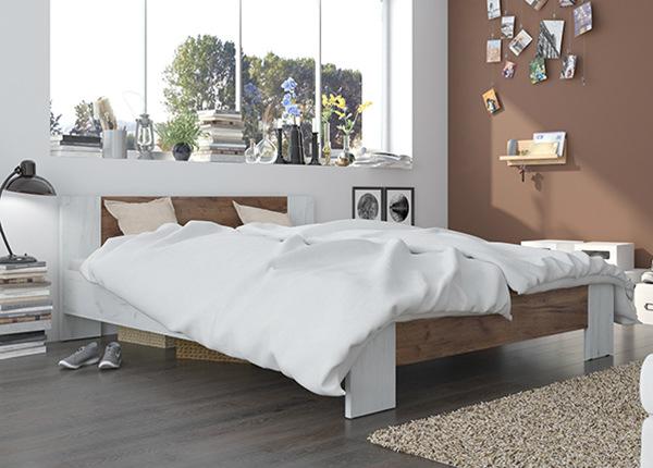 Sänky VEGA 160x200 cm + patja PRIME STANDARD BONELL TF-142154