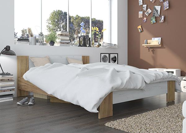 Sänky VEGA 160x200 cm + patja PRIME STANDARD BONELL TF-142155