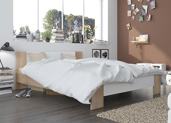 Sänky VEGA 160x200 cm + patja PRIME STANDARD BONELL TF-142157