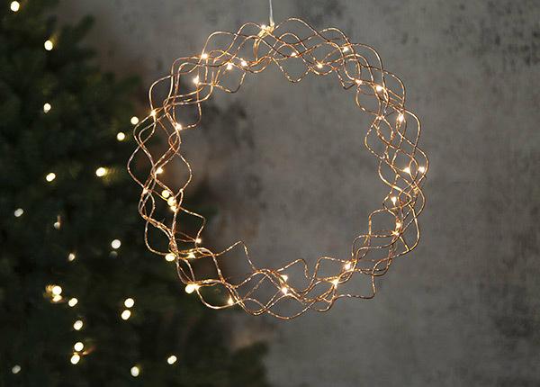 LED valokoriste CURLY AA-142452