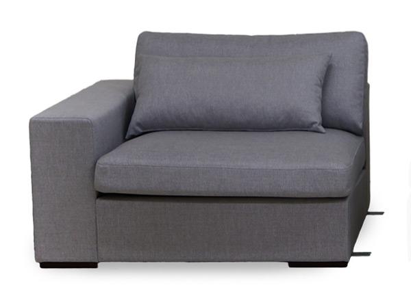 Sohvamoduuli käsinojalla COMFORTO XL 106,6 cm TP-142546