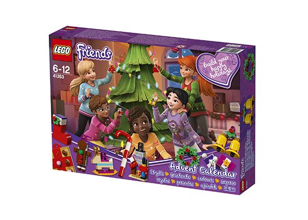 Joulukalenteri LEGO Friends RO-142911