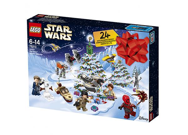 Joulukalenteri LEGO Star Wars RO-142913