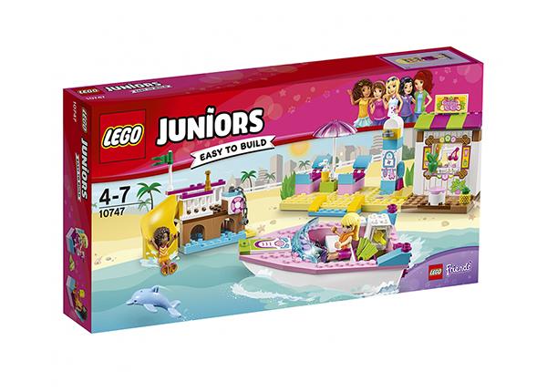 Andrean ja Stephanien rantaloma LEGO JUNIORS RO-142950