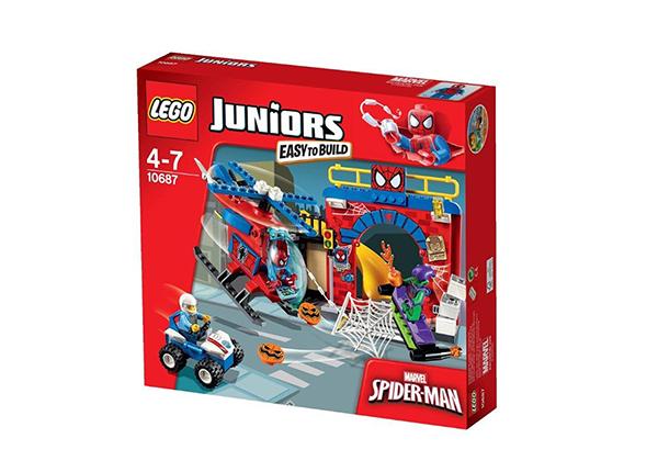 Spider Manin piilo LEGO JUNIOR RO-142951