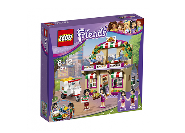 Heartlaksen pizzeria LEGO FRIENDS RO-142953