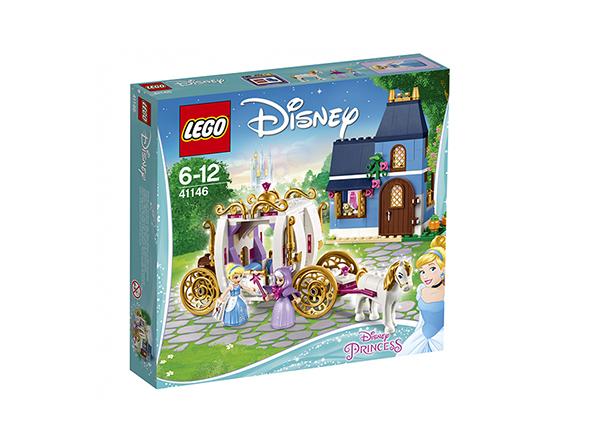 Tuhkimon lumottu ilta LEGO DISNEY RO-142955