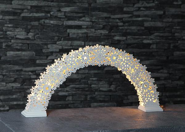 Joulukoriste LED valoilla SNOW AA-142964