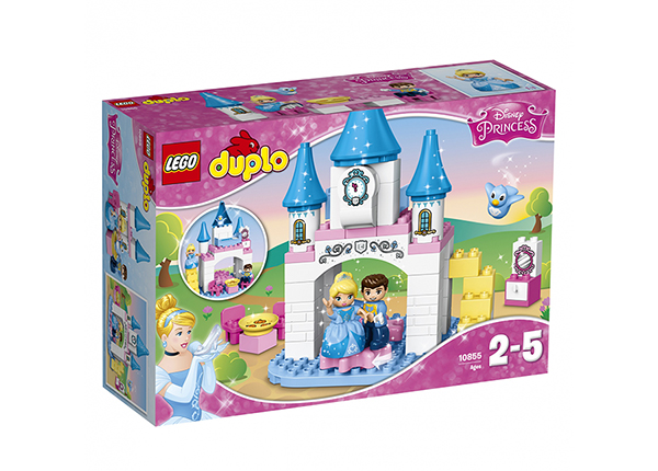 Tuhkimon linna LEGO DUPLO RO-142966