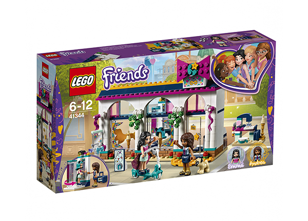 Andrean tarvikekauppa LEGO FRIENDS RO-142968