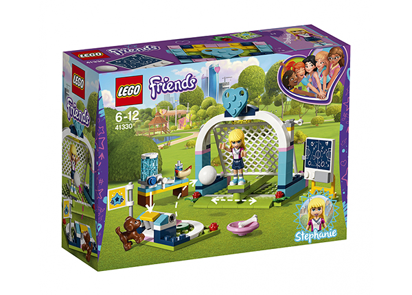Stephanien jalkapallotreeni LEGO FRIENDS RO-142969