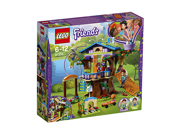 Mian puumaja LEGO FRIENDS RO-142970