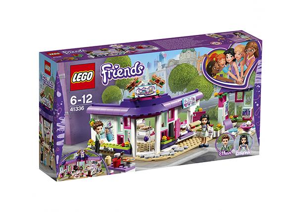 Emman taidekahvila LEGO FRIENDS RO-142971