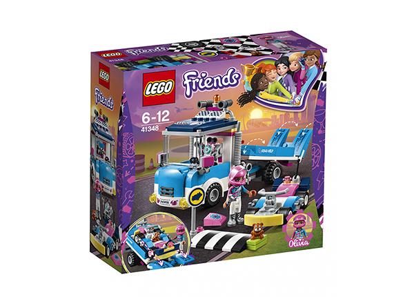 Huolto van LEGO FRIENDS RO-142973