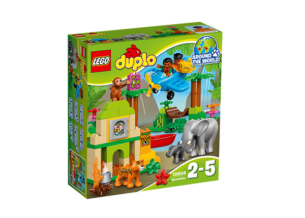 LEGO DUPLO viidakko