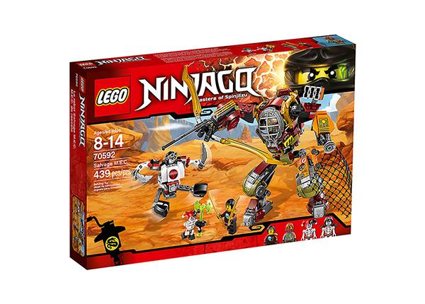 M.E.C. LEGO Ninjago