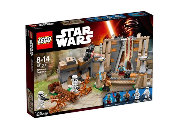 Takodanas LEGO Star Wars
