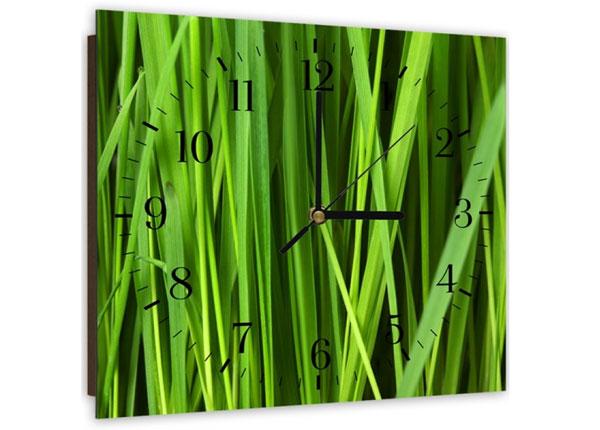 Kuvallinen seinäkello Grass