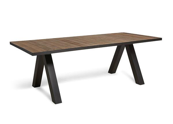 Ruokapöytä BORNEO 220x100 cm AY-144656