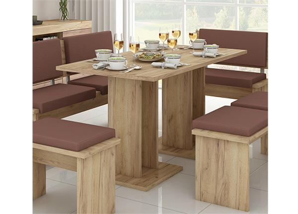 Ruokapöytä 75x150 cm TF-145276