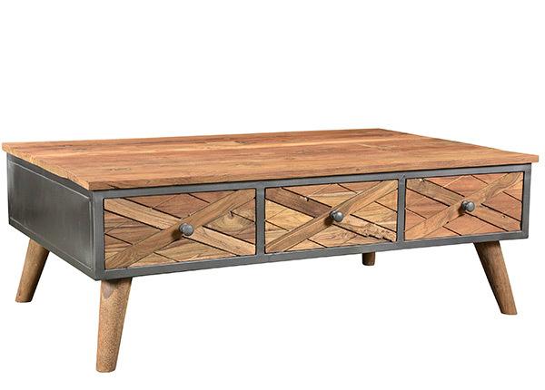Sohvapöytä CROSS 110x70 cm