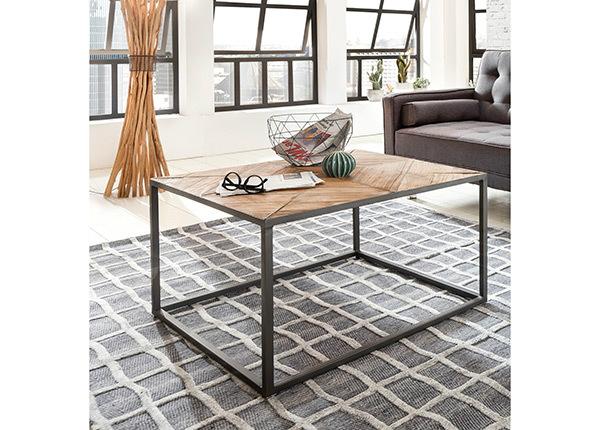 Sohvapöytä CROSS 75x75 cm