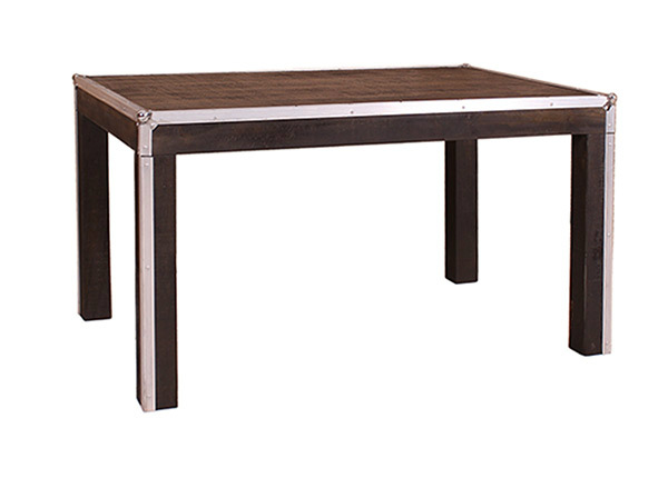 Ruokapöytä DARK ROADIES 140x90 cm