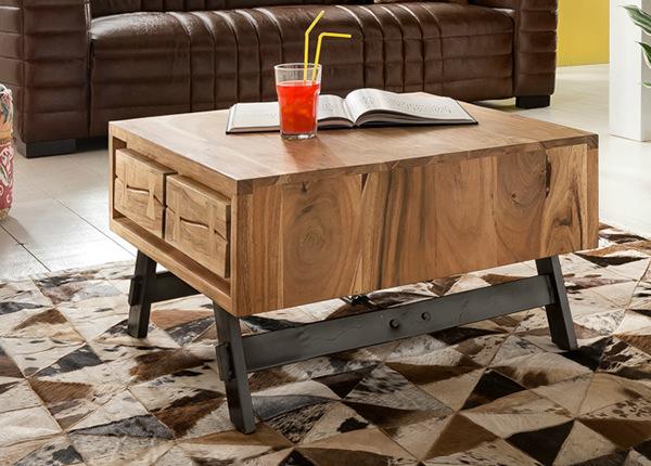 Sohvapöytä EDGE 70x70 cm