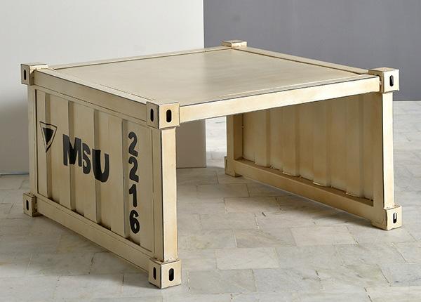 Sohvapöytä HIGH BOARD 70x70 cm