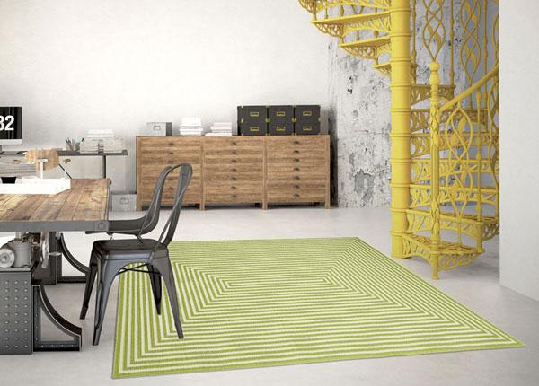 Matto Braid Green 133x190 cm A5-145563