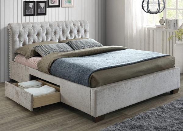 Sänky vuodevaatalaatikolla 160x200 cm RA-145640