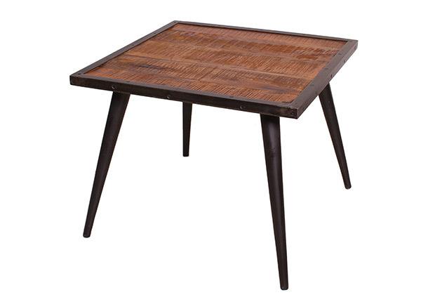 sohvapöytä IRON 60x60 cm