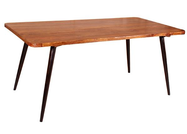 Ruokapöytä KNOB 180x90 cm