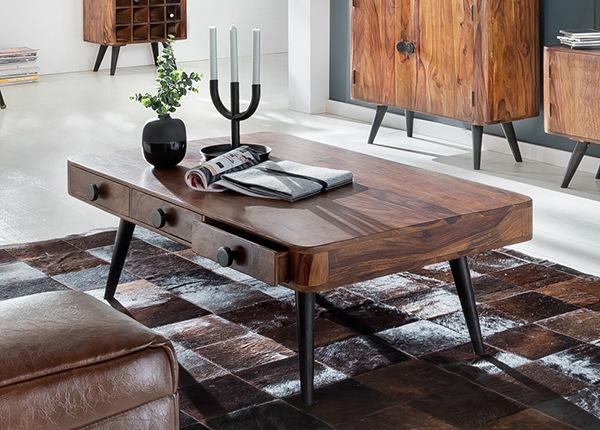 Sohvapöytä KNOB 120x70 cm