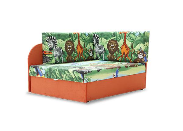 Nojatuoli-sänky vuodevaatelaatikolla