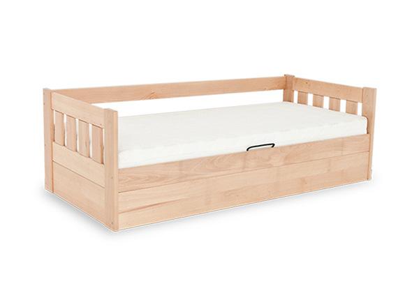 Sänky vuodevaatalaatikolla 90x200 cm TF-146222