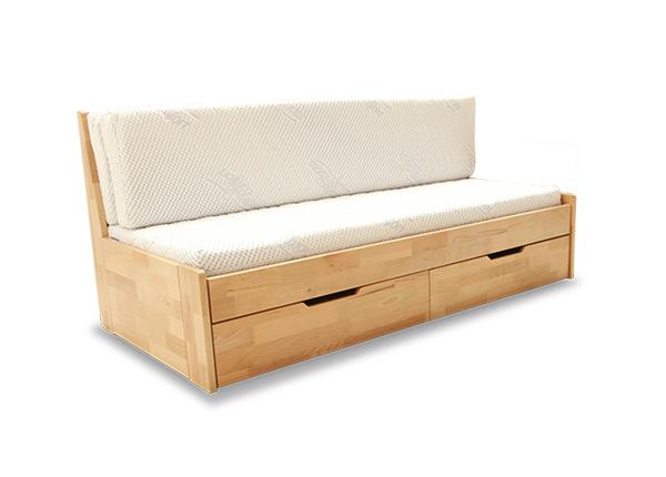 Avattava sänky / vuodesohva + patjat