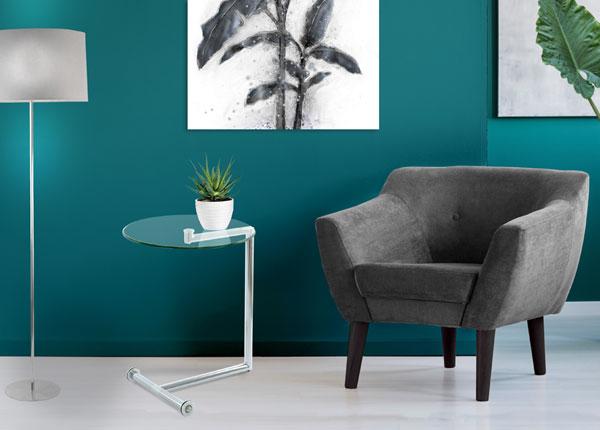 Apupöytä Ø 46 cm