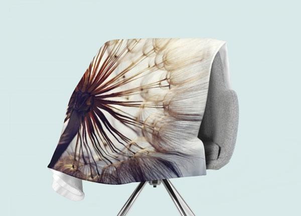 Fleecepeitto Amazing Dandelion 130x150 cm ED-146508