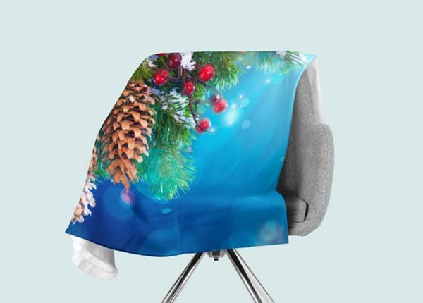 Fleecepeitto Cones 130x150 cm ED-146537