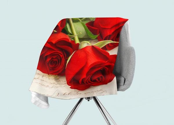 Fleecepeitto Letter for Sweetheart 130x150 cm ED-146545