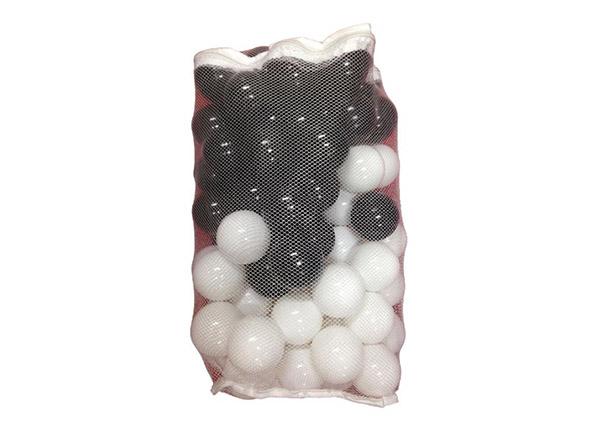 Pallomeri pallot 80 kpl musta ja valkoinen