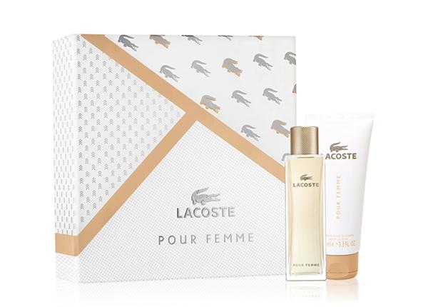 Lacoste Pour Femme pakkaus